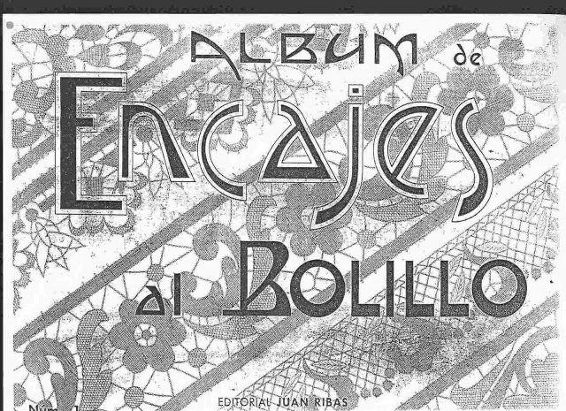 1 ALBUM DE ENCAJES AL BOLILLO antiguos – Blanca Reyes – Picasa tīmekļa albumi