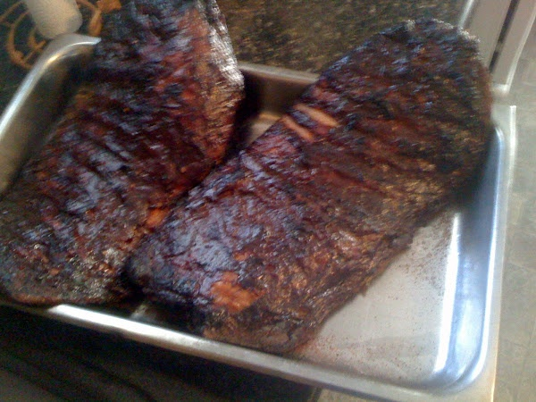 """Best-Ever Bbq Ribs! 4.58 stars, 25 reviews. """":ohyeaah"""" @allthecooks..."""