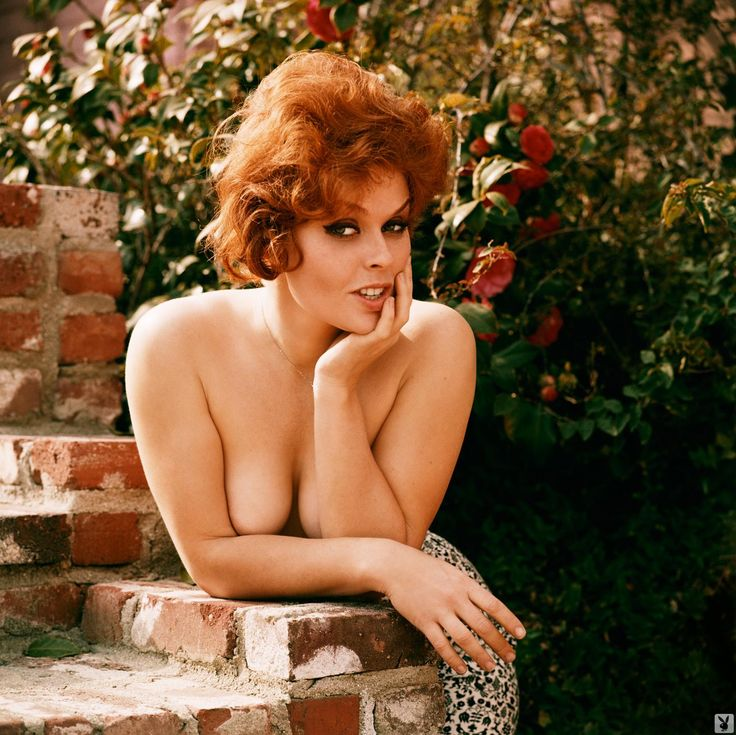 Cute redhead actress
