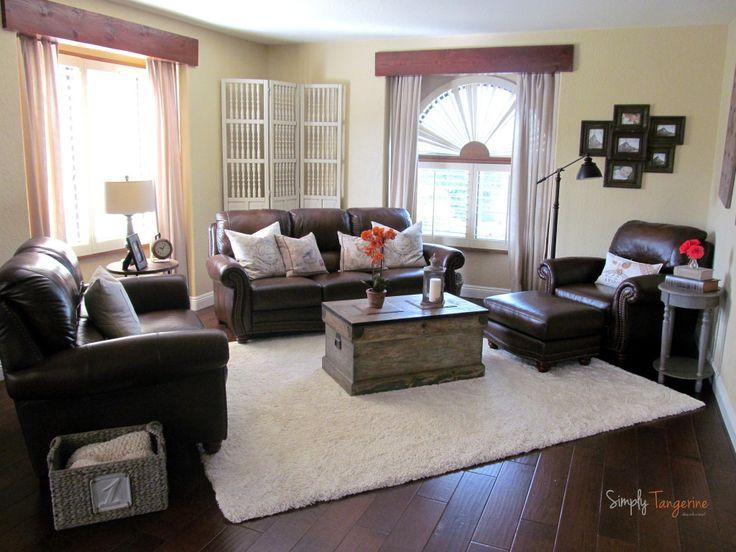Living Room Redo My Dream Home Pinterest