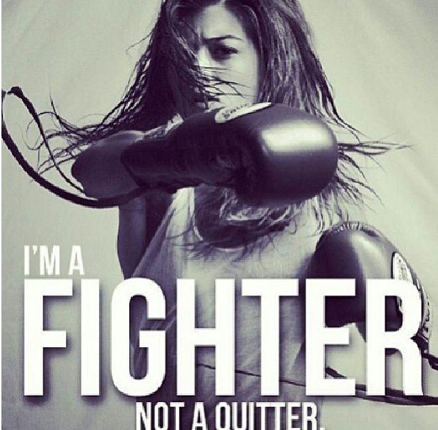 Motivational Kickboxing Quotes Quotesgram