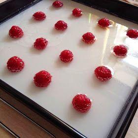 Coconut agar agar dessert   Desserts   Pinterest