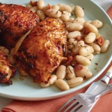 Beer-Baked White Beans | Culture: the word on cheese