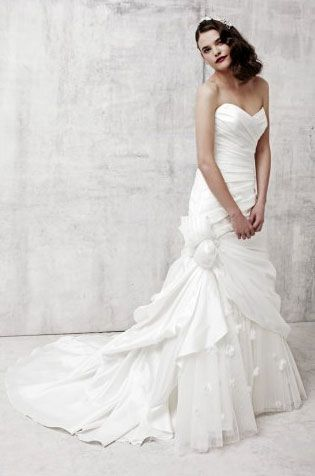 Pinterest for Wedding dresses for tall skinny brides