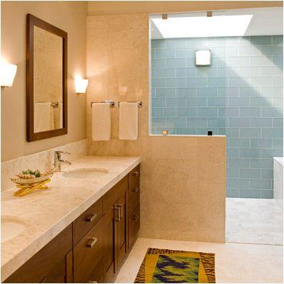 Bathroom design room design pinterest for Bathroom design 9 x 11