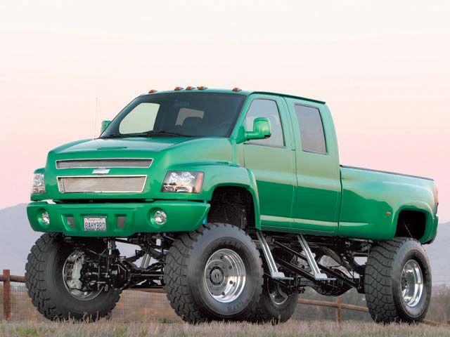 Chevy Kodiak Trucks