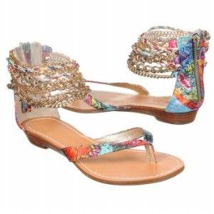 ZIGI GIRL Turquoise Women's To Die For Shoe