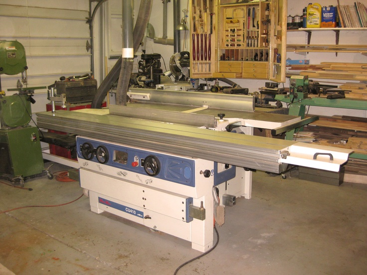 SCM Minimax CU410 Elite Combination Woodworking Machine