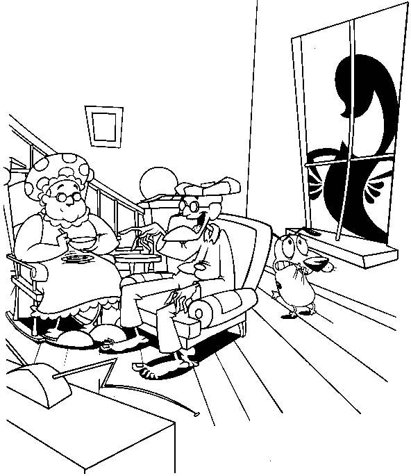 The cartoon network free coloring pages for Cartoon network printable coloring pages