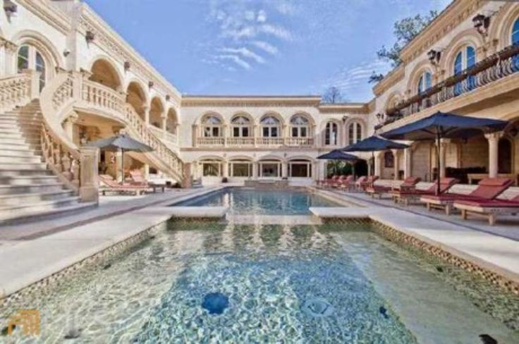georgia in photos the most expensive home for sale in