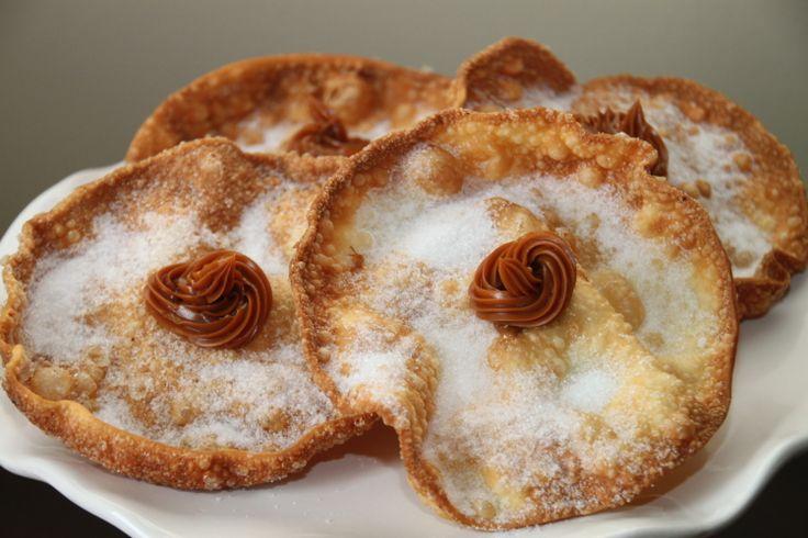 Torrejas--Crispy & Sugary Artisan Dough Discs