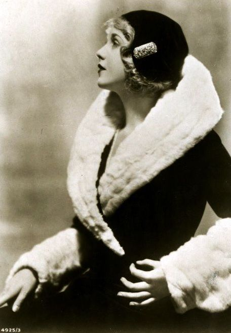 1920s Winter Fashion #vintage #winter #20s #fashion
