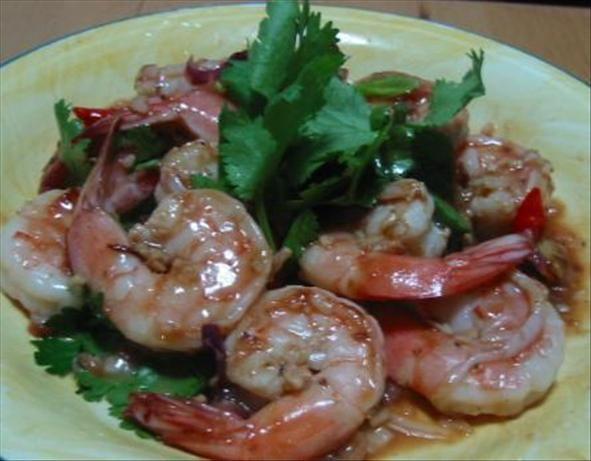Drunken Lemongrass Shrimp | Recipe