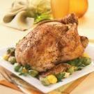 Citrus-Rosemary Rubbed Turkey | Recipe