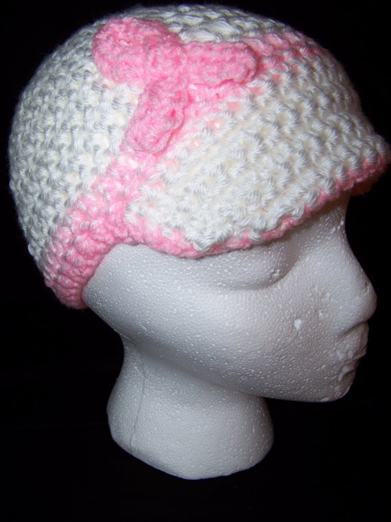 Crochet For Cancer : Pin by sharmaine debba on CROCHET- BREAST CANCER MONTH Pinterest