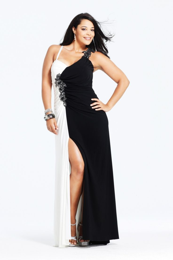 Plus Size Black Wedding Dress Wedding Pinterest