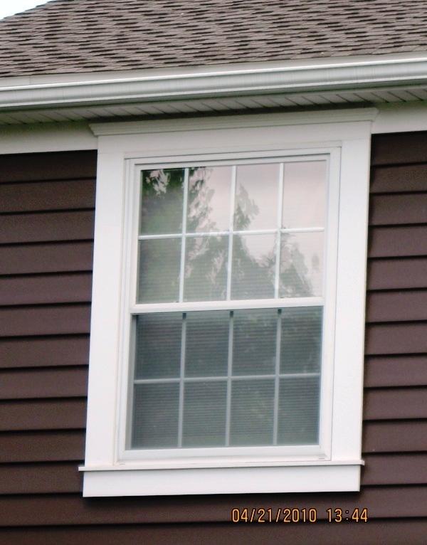 Exterior window molding ideas joy studio design gallery best design for Exterior composite trim molding
