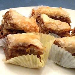Baklava - an Easy Baklava Recipe   Food for Comfort and Joy   Pintere ...