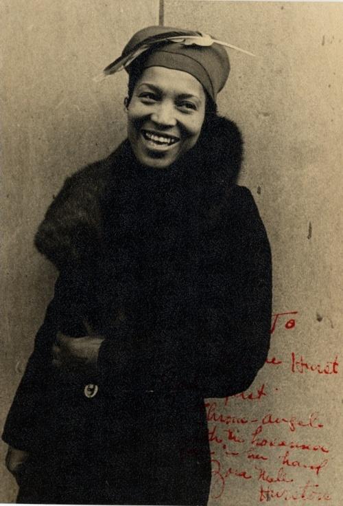 The Poetry of R.E. Slater: Zora Neale Hurston - American Folklorist ...