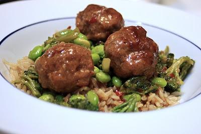 Asian Meatballs   Breakfast Brunch Good Eats   Pinterest