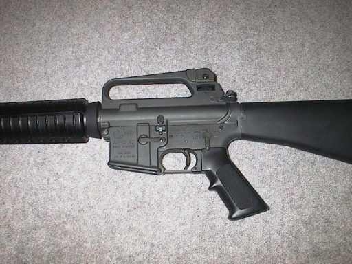 Colt ar 15a2 colt firearms pinterest
