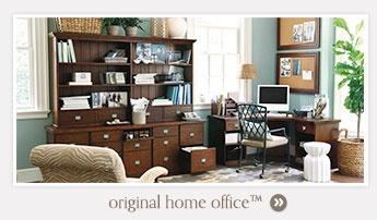 Ballard Designs - Original Home Office  Creative Work Spaces ...
