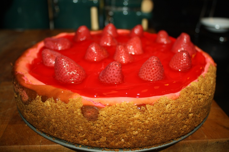Gramcracker Cheese Cake
