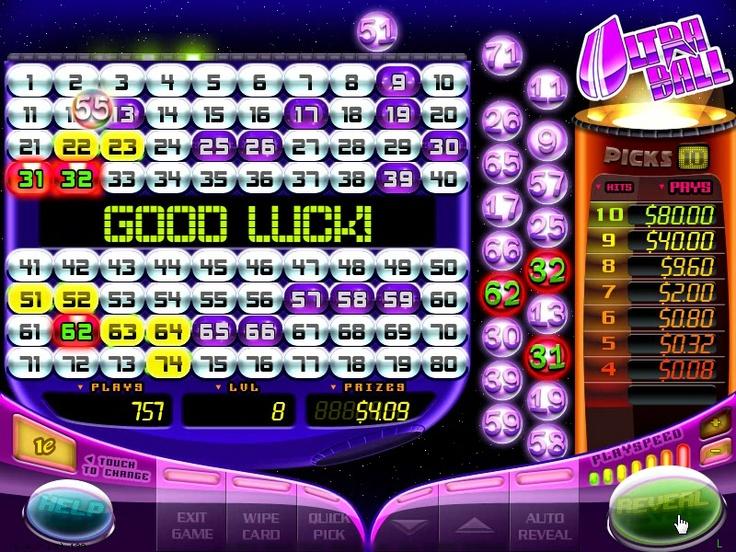 sweepstakes games online gambling