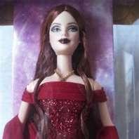 Barbie July Ruby birthstone 2002