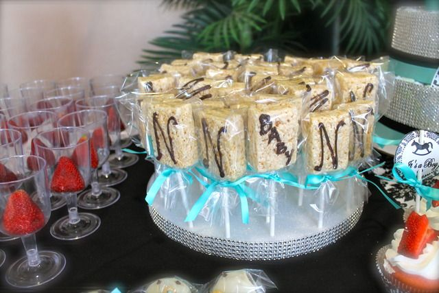 tiffany blue baby shower sip see nessy 39 s baby shower qu