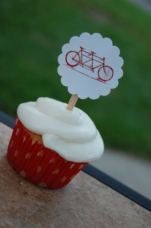 Cream Cheese Frosting 1 8oz brick of cream cheese, softened 1 cup (2 ...