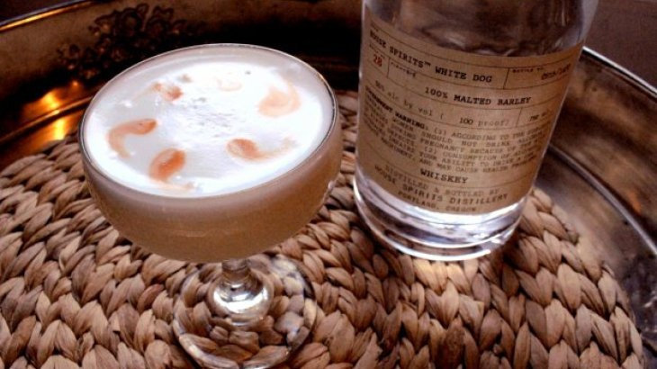White Dog Sour Recipe | FOOD & DRINK | Pinterest