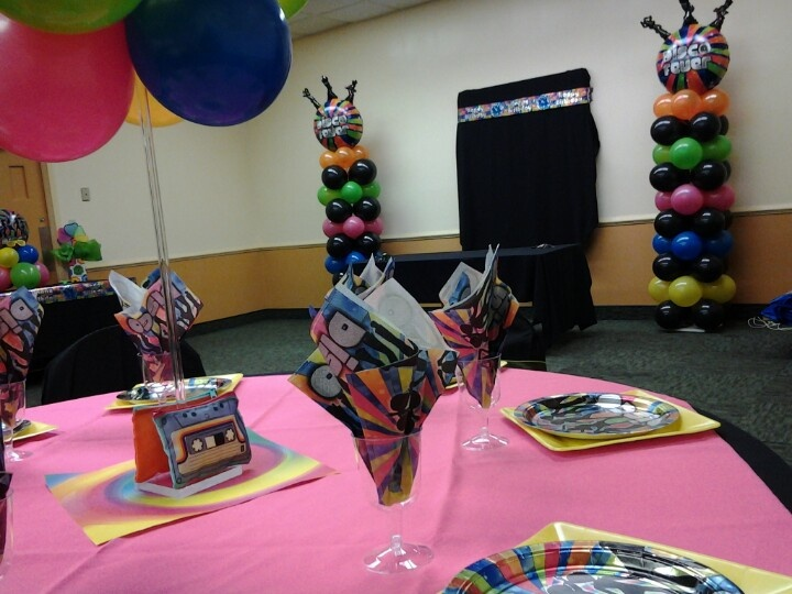 70 39 s party decorations parties and celebrations pinterest for 70 s decoration ideas