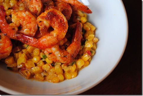 Cajun Shrimp & Corn Maque Choux!!! | FishCajunCreole Recipes | Pinter ...