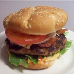 Actually Delicious Turkey Burgers Allrecipes.com