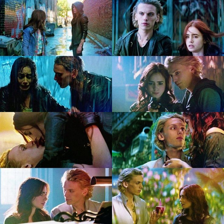 the mortal instruments valentine and jocelyn