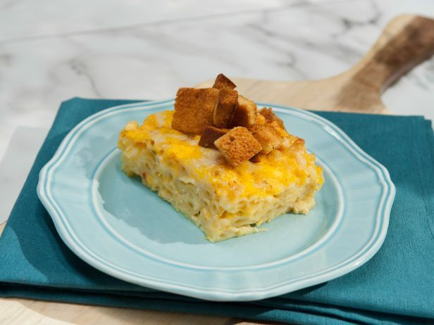 Top Recipes from #TheKitchen: Spicy Mac and Cheese