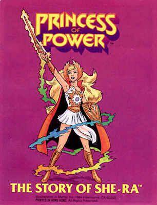 Princess of Power Cartoon | Princess of Power #1