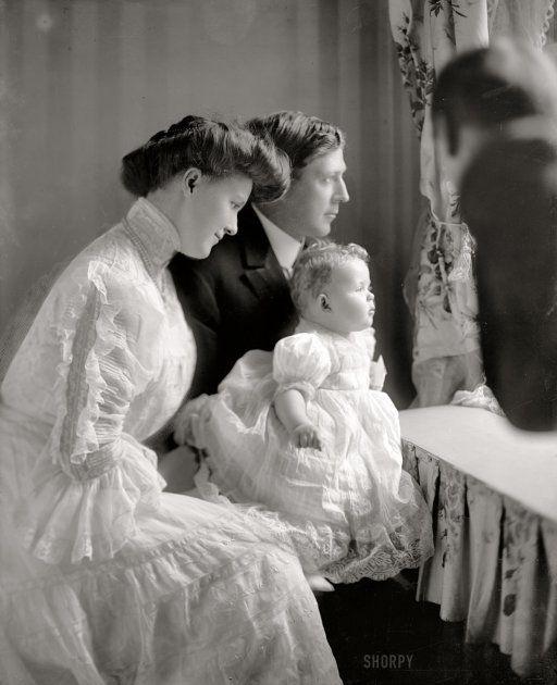 Kentucky congressman Joseph Sherley and family 1908