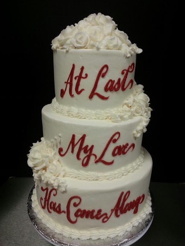 Lirik lagu birthday wedding