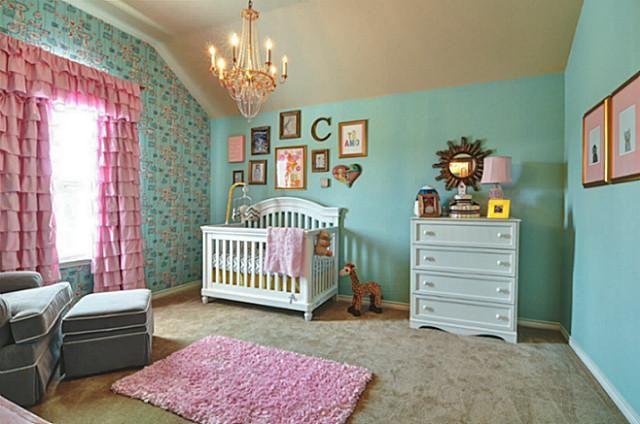 little girl nursery ideas little one 39 s pinterest