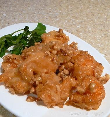 Honey walnut shrimp | Yummy! | Pinterest
