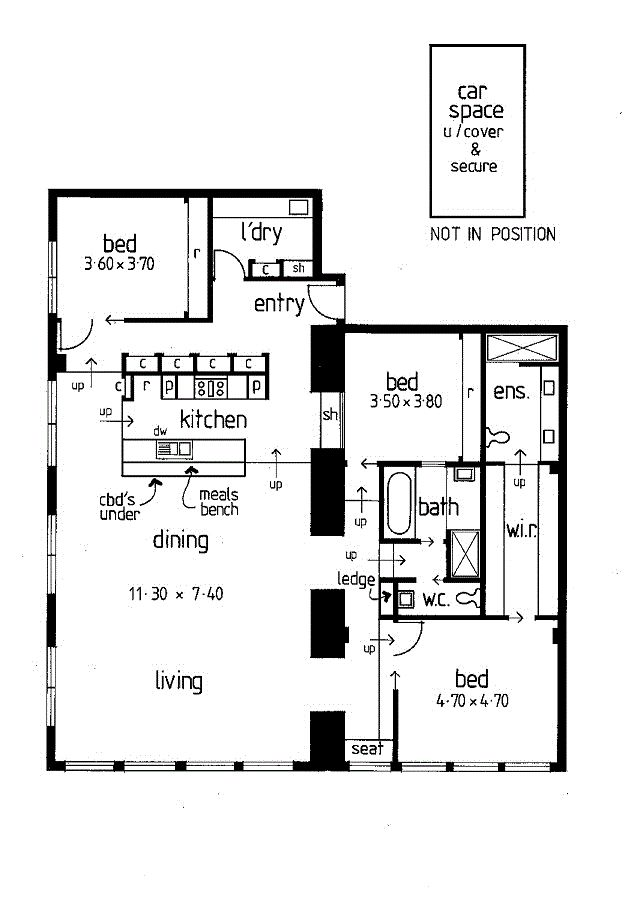 Floor Plan For Warehouse Warehouse Living Pinterest