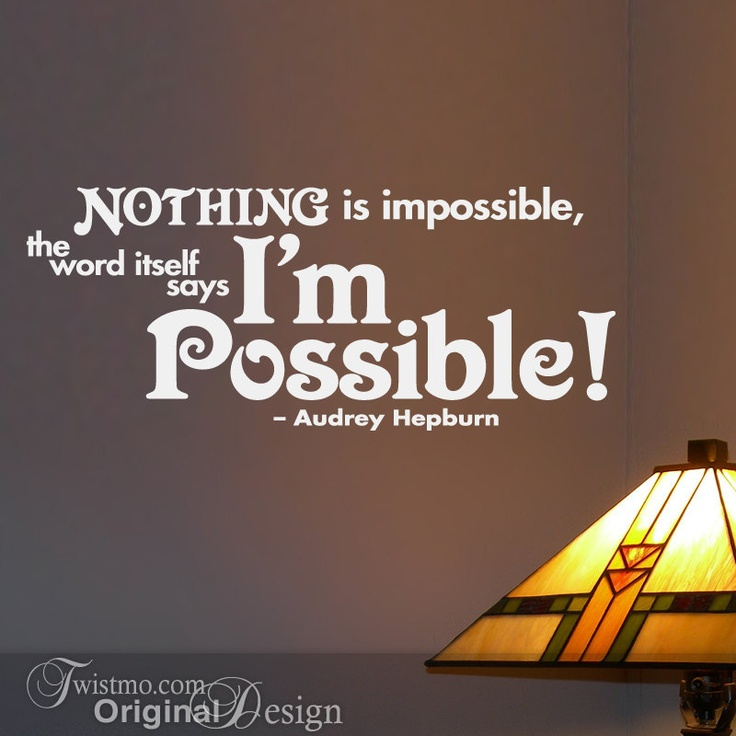 nothing is impossible for us every student knows how difficult writing ...