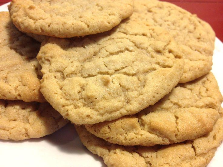 cashew butter cookies | Food I Make | Pinterest