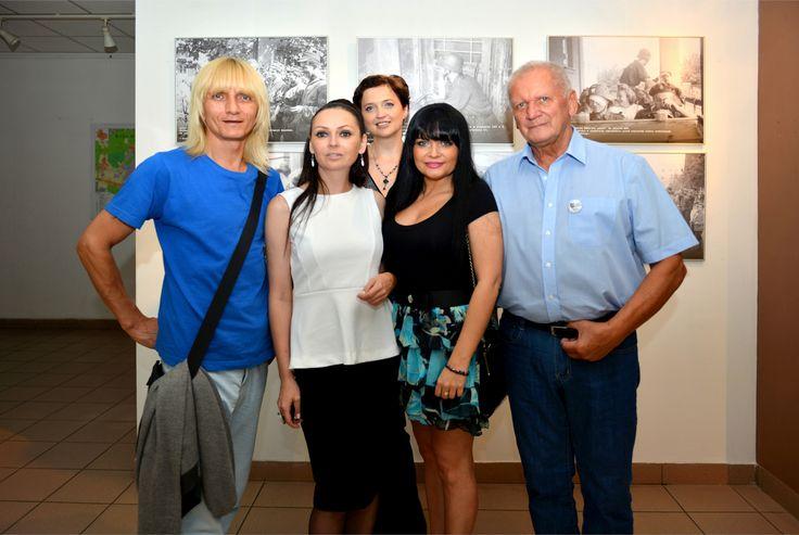Ewa i Piotr Krajewscy, Magdalena Woźniak, Magdalena Magrzyk, Paweł Łęski, Witold Kone