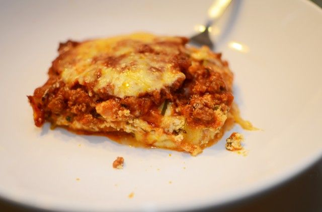 zucchini lasagna | Lunch and Dinner | Pinterest