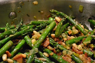 Absurdly Addictive Asparagus | Party in my Mouth | Pinterest