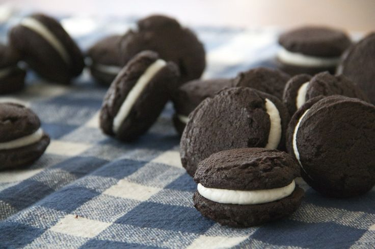 Homemade Oreos (Fauxreos) Recipe — Dishmaps