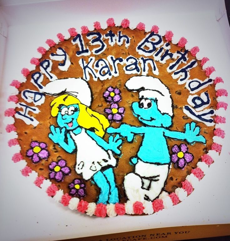 Cake Images Karan : Pin by NestleCafe Ottawa on Cookie Cakes and Cookie Slices ...
